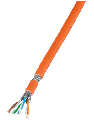 INFRALAN® Cat.7 Installation Cable S/FTP 1000 MHz, CPR Eca