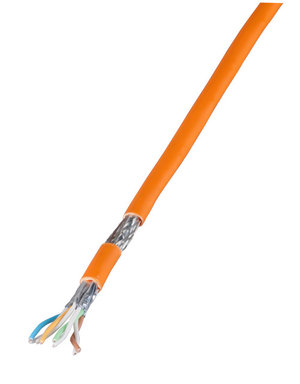 INFRALAN® Cat.7 Installation Cable S/FTP 1000 MHz, CPR Cca