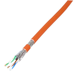 INFRALAN® Cat.7A Installation Cable S/FTP 1200 MHz, CPR B2ca